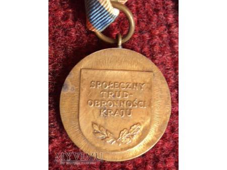 Medal za Zasługi dla LOK