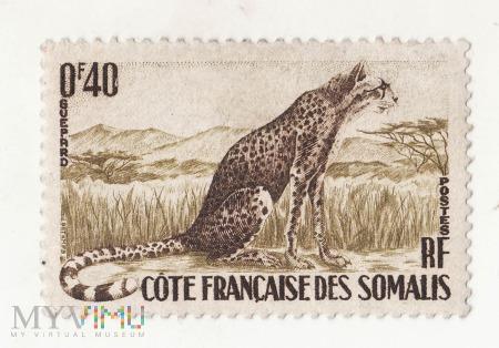 Znaczek pocztowy -Zwierzęta 7