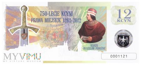 Polska (Kcynia) - 12 kcyń (2012)