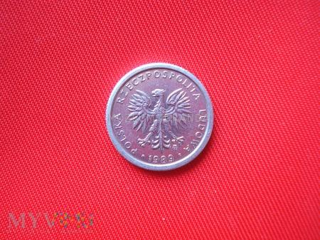 1 złoty 1989 rok