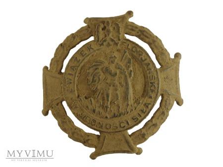 Duże zdjęcie Srebrny Znak Korporacyjny Związku Floriańskiego
