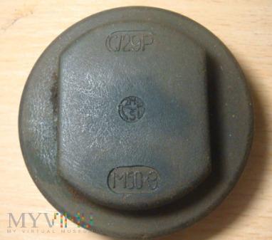 Bakelitowa zaślepka do pocisków 10,5cm - 2M