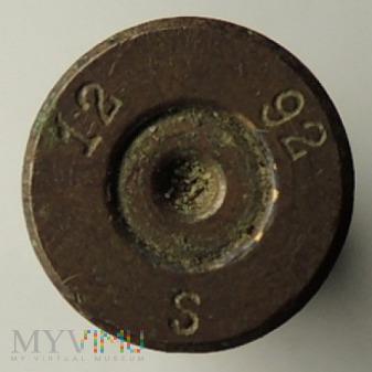 Łuska 7,92x57 Mauser S 12 92