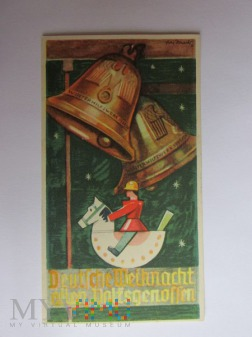 III Rzesza-Propaganda-Plakietki na drzwi