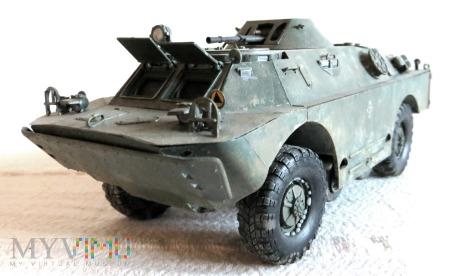 Opancerzony pojazd rozpoznawczy BRDM-2