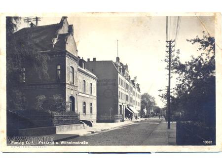 Wilhelmstrasse [Świerczewskiego], poczta.