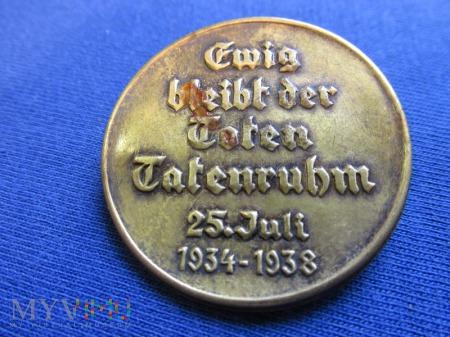 Tagungsabzeichen-odznaka okolicznościowa-Austria