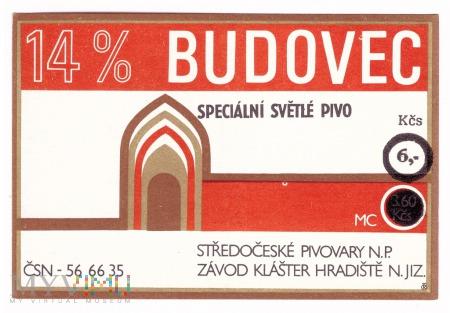 Klaster Hradiste, Budovec
