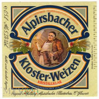 Alpisbacher Kloster Weizen