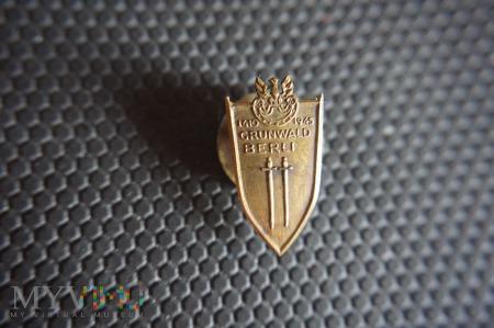 Duże zdjęcie Miniaturka Odznaki Grunwaldzkiej - z błędem !