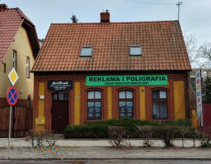 Dom i mieszkańcy przy ulicy Kościuszki w Wągrowcu