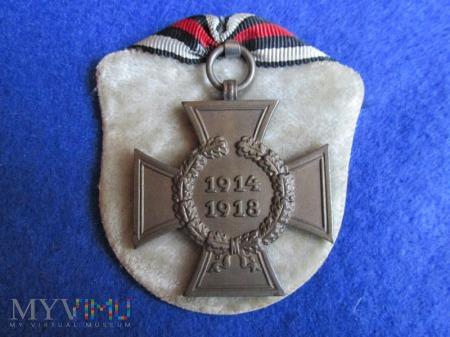 Krzyż Weteranów I Wojna Swiatowa