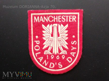 Manchester Poland's Day 1969.