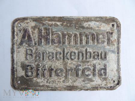 A. Hammer