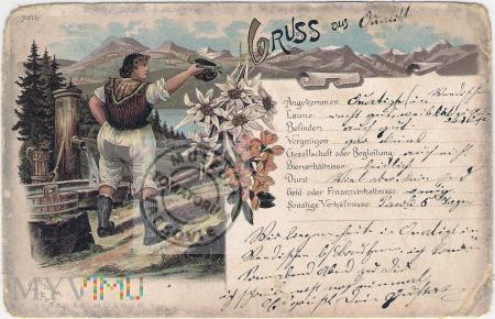 Pozdrowienia z... 1896