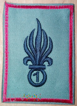 1 RE - Regiment Etrangere