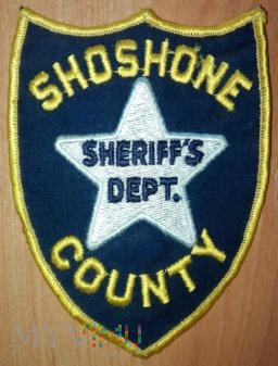 Shoshone county sheriff