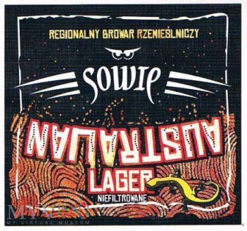 sowie australian lager