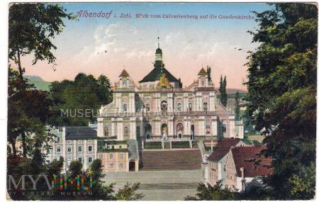 Wambierzyce Albendorf - Bazylika - I ćw. XX w.