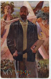 Malczewski - Autoportret - I ćw. XX wieku