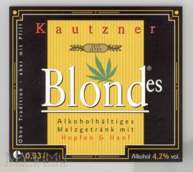 Kapsreiter Blondes
