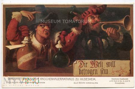 Hildesheim - Świat chce zostać oszukany