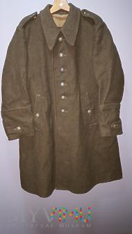 Płaszcz sukienny żołnierski