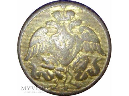 Guzik carski Królestwa Polskiego