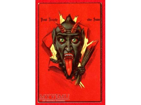Szczęśliwego Nowego Roku Stary Diable ( SATAN ) 1