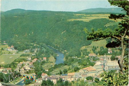Góry Bardzkie - Bardo Śląskie - widok ogólny