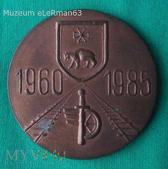 Przemyska kolejówka JW 1039. 25 lecie 1960-1985.