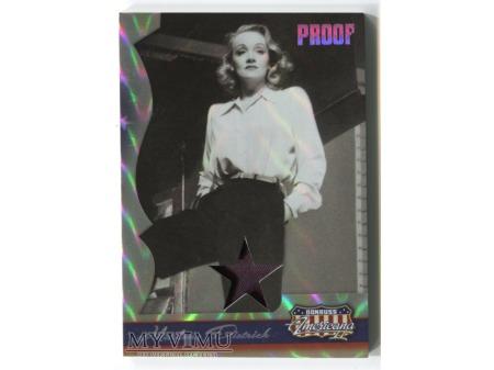 Marlene Dietrich fragment stroju aktorki nr 31