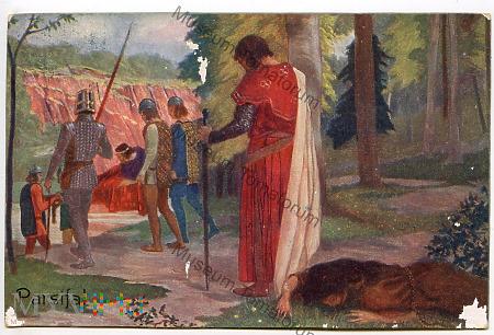 Goltz - Parsifal - pocz. XX w.