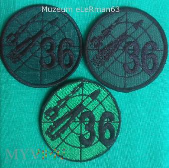 36. Dywizjon Rakietowy Obrony Powietrznej Mrzeżyno