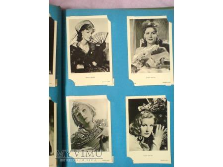 Album Okładka Marlene Dietrich Greta Garbo 9