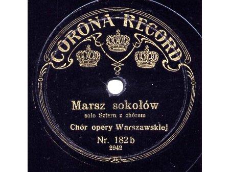 Duże zdjęcie Corona Record -Marsz Sokołów