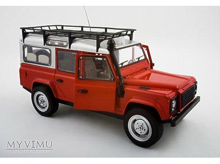 Duże zdjęcie Land Rover 110 (zabawka RC)