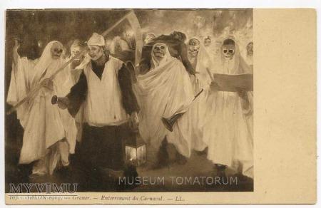 Graner - Pogrzeb Karnawału