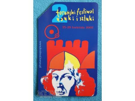 2 Toruński Festiwal Nauki i Sztuki