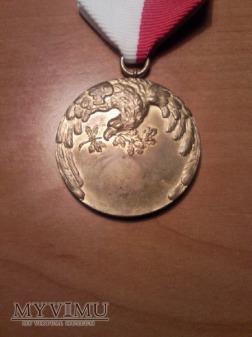 Medal bieg na przełaj Łódż 1929