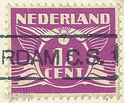Holandia - Nowy Rok