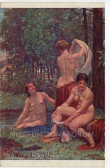 Żenisek - Kąpiące się