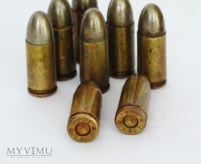 Naboj do pistoletu wz.1935 VIS