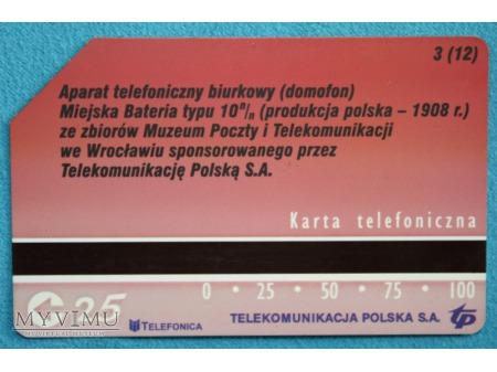 Kolekcja Aparatów telefonicznych 3 (12)
