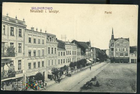 Neustadt W.Pr. - 1910 - Wejherowo