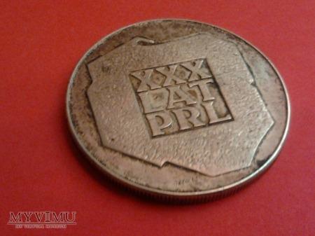 Moneta XXX lat PRL
