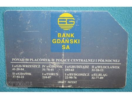 BANK GDAŃSKI SA