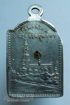 Pamiątka z Częstochowy 2