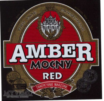 AMBER MOCNY RED