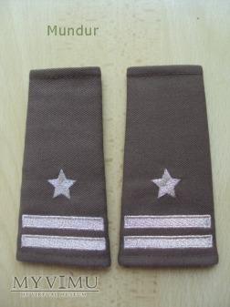 Pochewki z oznaką stopnia - major SG
